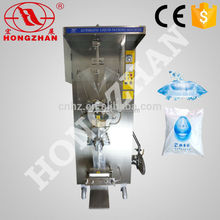 automatic water milk soup soft drink filling and sealing machine