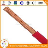 CE certificate 1.5mm 2.5mm 4mm 6mm 10mm 16mm 25mm copper wire