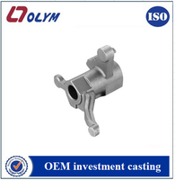 ISO certified customized investment casting common used printing machinery spare parts