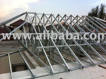 Winsteel Lightweight Steel Roof Truss Buy Quot Lightweight