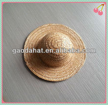 Plain Straw Toys Hats For Sale Cheap