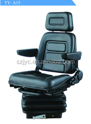 China Factory Supply Loader Seat Rotated Car Driver Seat With Machinery Suspension TY-A15