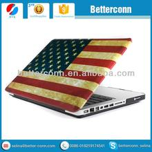 USA flag Design Matte Rubberized Hard Case For Apple Macbook pro air A1466