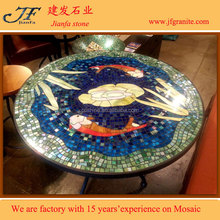Popular Design Round Mosaic Table Patterns