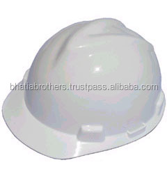 Safety Helmet with ratchet and chinstrap