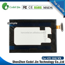 china wholesale 3.8v dry cell battery for HTC one vx