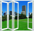 Customized size Aluminum Folding Glass Door