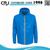 Custom Waterproof Polyester Windbreaker Jacket for Men