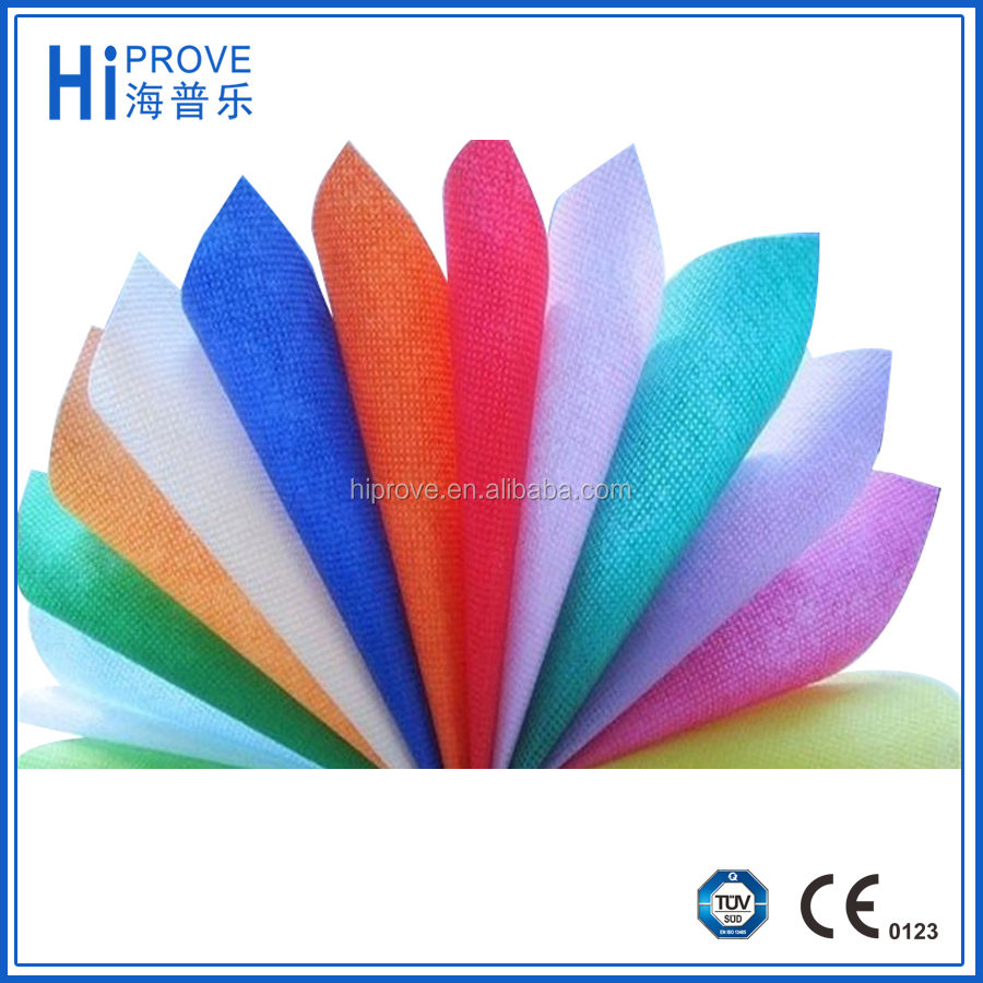 Disposable PP non woven fabric roll for bed sheet