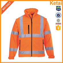 Wind proof, waterproof, winter style custom cotton protective work smock