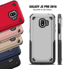 Ultra Slim Scratch Resistant TPU PC Cover for Galaxy J2 PRO 2018 Phone Case for Samsung Galaxy Grand Prime Pro hybrid back case