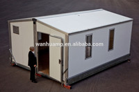 Refugee Camp Foldable Relocatable Easy Installation Modular Housing
