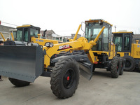 HOT SALE BRAND NEW XCMG MOTOR GRADER GR135 WITH 135HP ENGINE