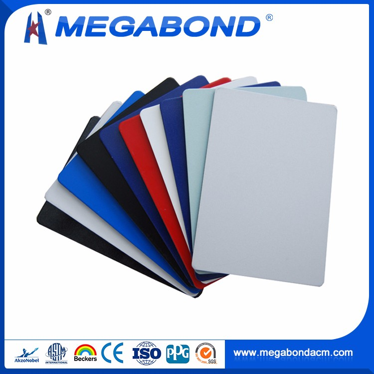 Megabond Nano Aluminum ACP water resistant bathroom wall panels