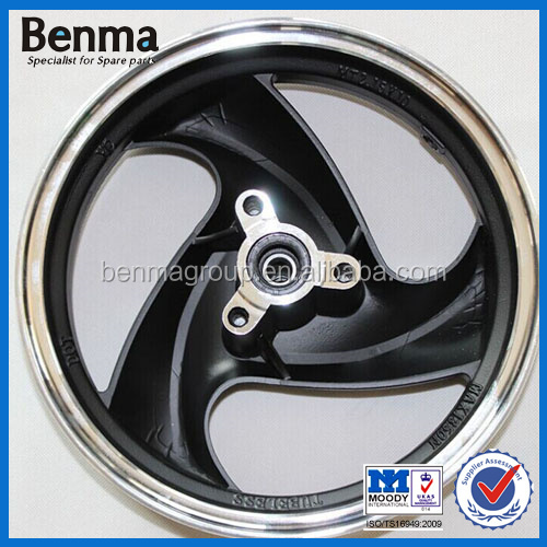Chinese supplier direct sell used motorcycle wheels/ cheap motorcycle wheels
