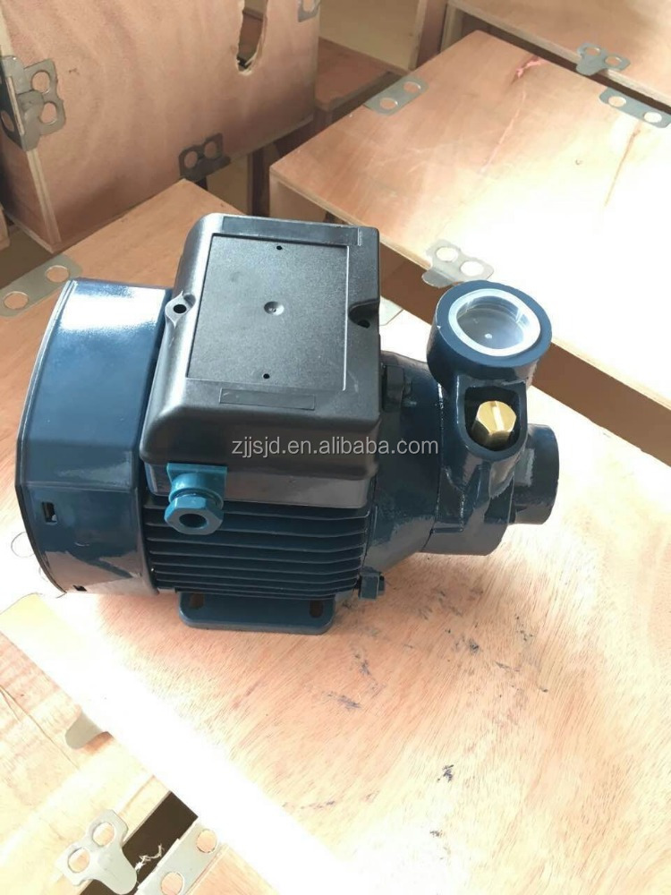 QB60 Home Use Facilitate Water Jet Well Water Peripheral Pumps Vortex Pump With Open Impeller