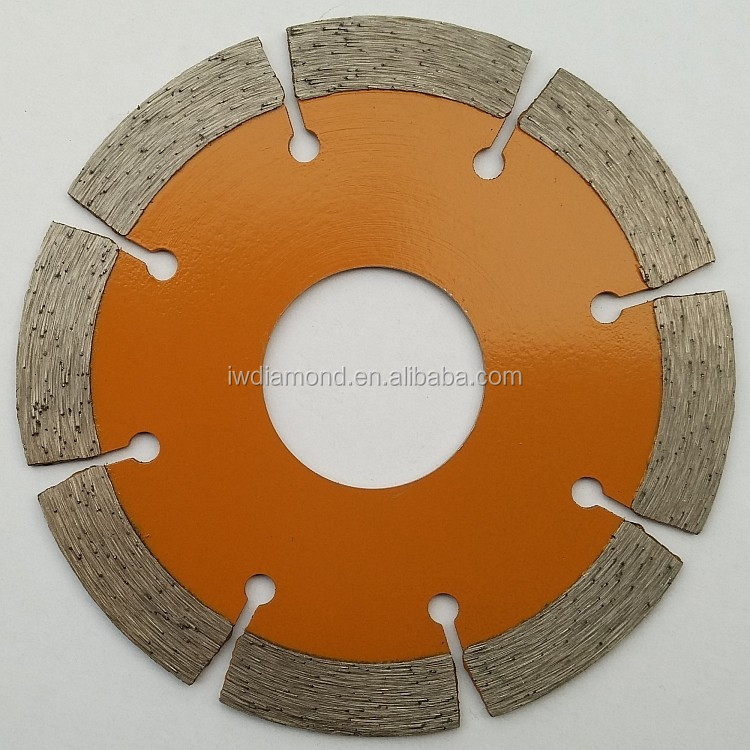 "4"" Concrete & Stone Cutting Diamond Disc, concrete cutter blade"