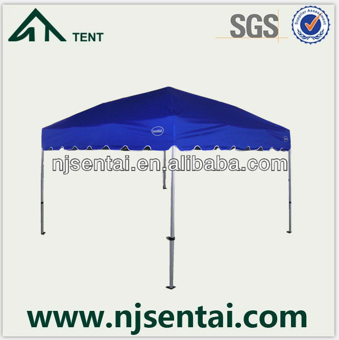 4X4M 2013 Hot Sale 100% PVC Aluminum Door Canopy/Hexagonal Gazebo Roof/Metal Garden Gazebo