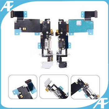 100% test USB charging port flex cable for iphone 6s