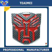 badge autobot car body sticker use car badge car logo for transformer