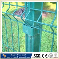 Hot Sale fences for terraces concrete wire mesh panels with low price