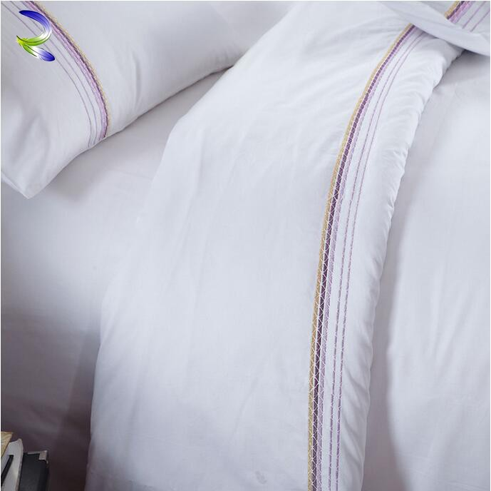 Superior Quality Set Modern Home Textile Cotton Bed Sheet Sets Russian Bedding Linens