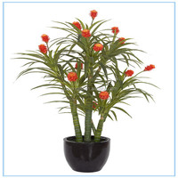 SJZZY920 artificial flower and plant ,artificial decorative plant for indoor use