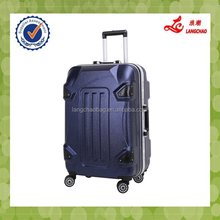 Different Colors China SupplierAluminum Trolley Beauty Case PC Luggage Set