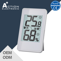 Ce Certified Exclusive Accurate Room Thermometer