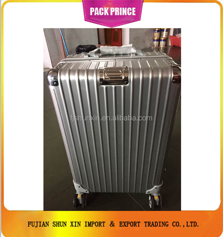 New model Alu-Mg Alloy Luggage/Suitcase China Supplier