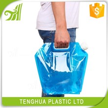Wholesale Plastic Collapsible Water Bottle 5L/10L Foldable Drinking bottle