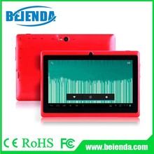 Big Promotion ! 7 inch Allwinner A23 Dual Core Android 4.4 WIFI Bluetooth very cheap android tablet pc Q88 Only $29
