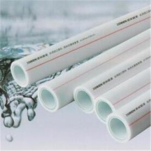 PPR pipe 160 mm pn 16 brand white different color