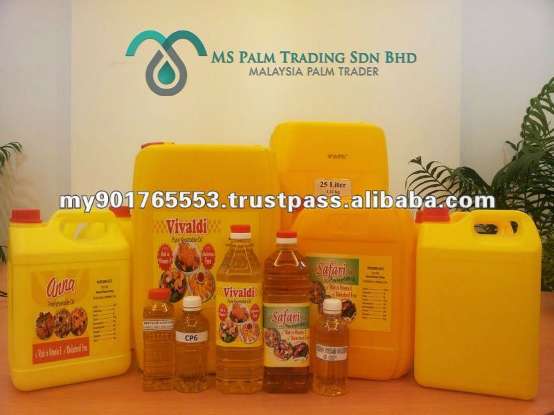 Brands Cooking Oil