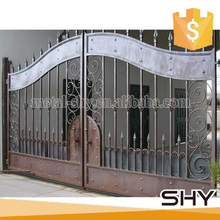 wrought main gate designs for homes