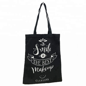 Qetesh Promotional 100% Organic Cheap Cotton Tote Bag