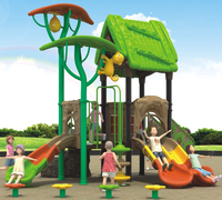 Hot Sale MultiFunction Colorful Outdoor Playground