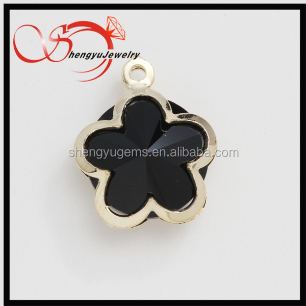 cosmetic glass jewelry wholesale accessories