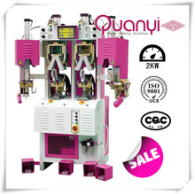 2016 New Model QY667 Automatic Backpart Moulding Shoe Machine