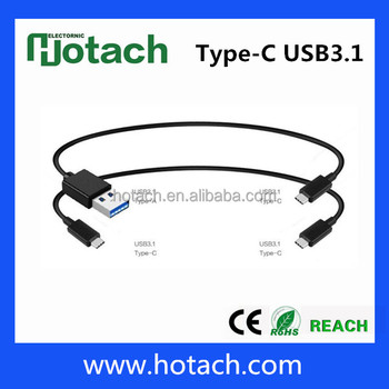 Mobile Phone USB3.1 Type C Cable