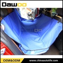 waterproof car rear seat cover/seat covers for car dog/dog backseat cover