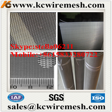 Cheap!!!! Kangchen Paper making stainless steel wire mesh 304 316 160 micron stainless steel screen printing mesh