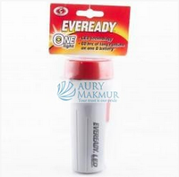 2AA LC LED Flashlight Battery