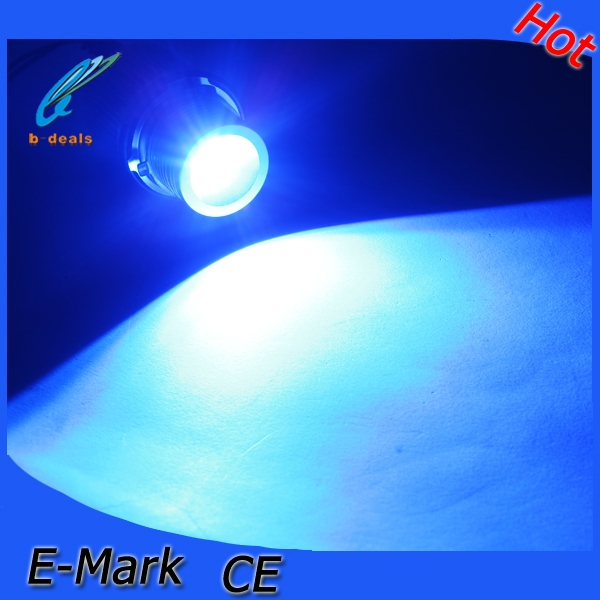 car accessories for led marker e92 6w,led marker angel eyes for e92 6w H8 blue led bulb