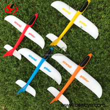Hot sale Flying toys for kids Hand throwing air plane model hand launch EPP foam gliders plane toy