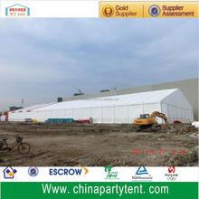 40 x 100m large outdoor event trade show ceremony marquee tent