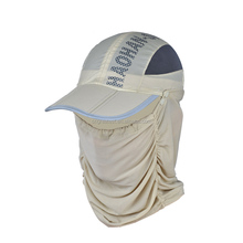 Outdoor Climbing Cycling Fishing Baseball Cap Summer Sun <strong>Hats</strong> Cooling Breathable UV Protection Cap With Face Neck Cover