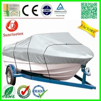 New High quality Light Fastness uv resistant boat cover Factory