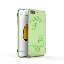 Shengo New Simple Slim Transparent Soft TPU Phone Case Dropshipping for iPhone 6s