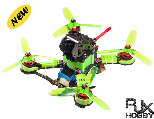 RJX C195 FPV Racing drone RC Quadcopter 180KM/H High Speed Racing Drone with HD camera